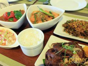 Hapag Heritage Cuisine: Good Ol' Days in Home, Sweet Home