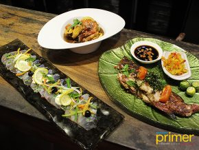 Tarsier Paprika in Panglao Island: The Most Romantic Place to Dine in Bohol