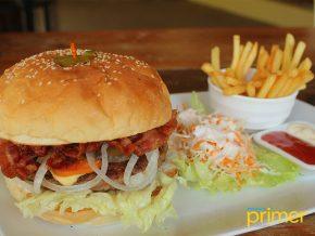 Oasis Restaurant in Bohol