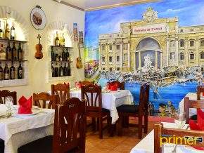 Bellini's in Cubao: A glimpse of Italy in the metro