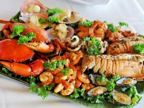 Pearl Restaurant in Panglao Island, Bohol