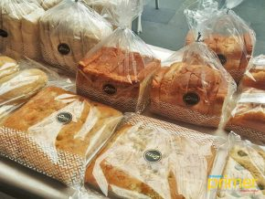 Bizu Patisserie in Makati Serves European-Themed Bread and Meals