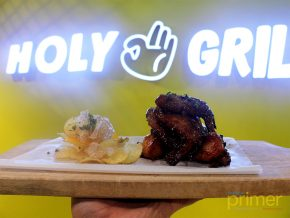 Holy Grill in Taft Avenue, Manila