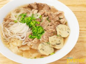 Pho Hoa in The 30th, Ortigas: World's Famous Vietnamese Noodle Soup