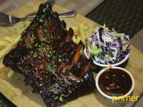 La Marea Restaurant in Montemar Beach Club, Bataan