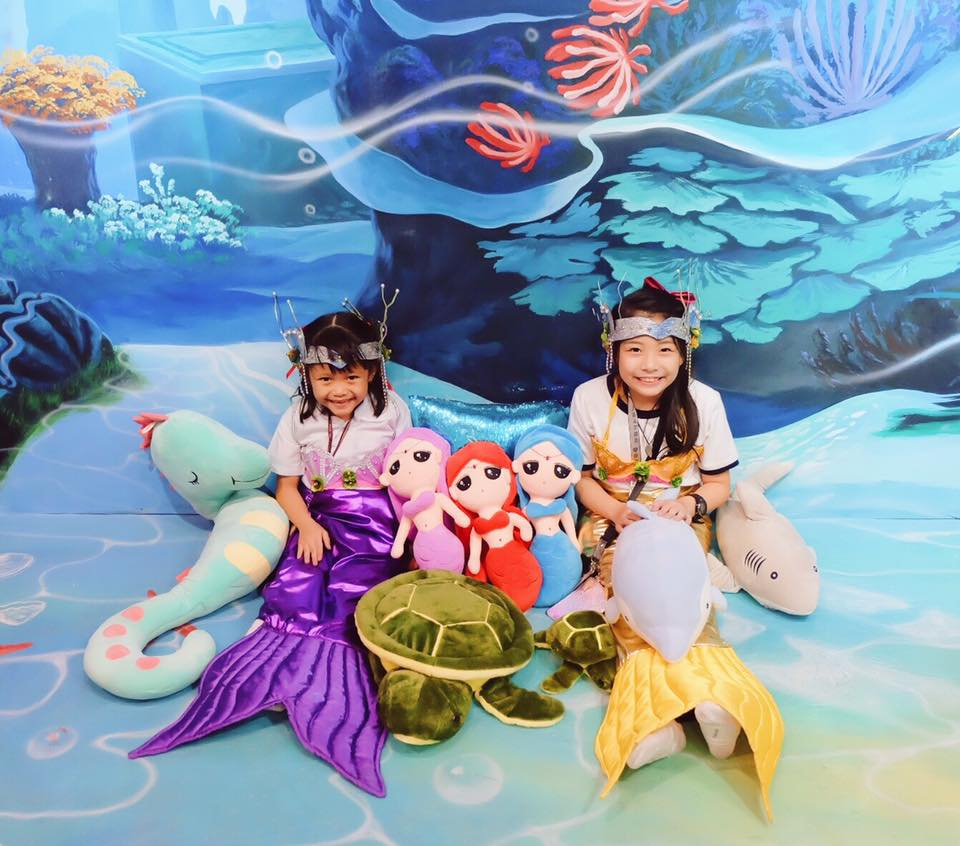 under the sea in maginhawa qc the first mermaid themed cafe in