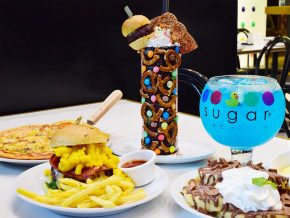 Sugar Factory in BGC