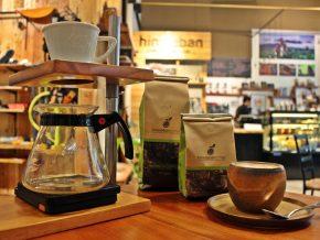 Hineleban Cafe in Makati: Advocate of Local Coffee