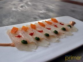 Nikkei in Rockwell: Marriage of Japanese & Peruvian Cuisines