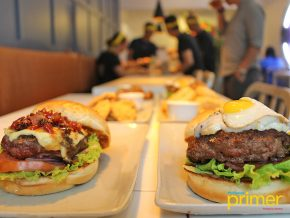 GILT Burger in Makati: Next-level burgers