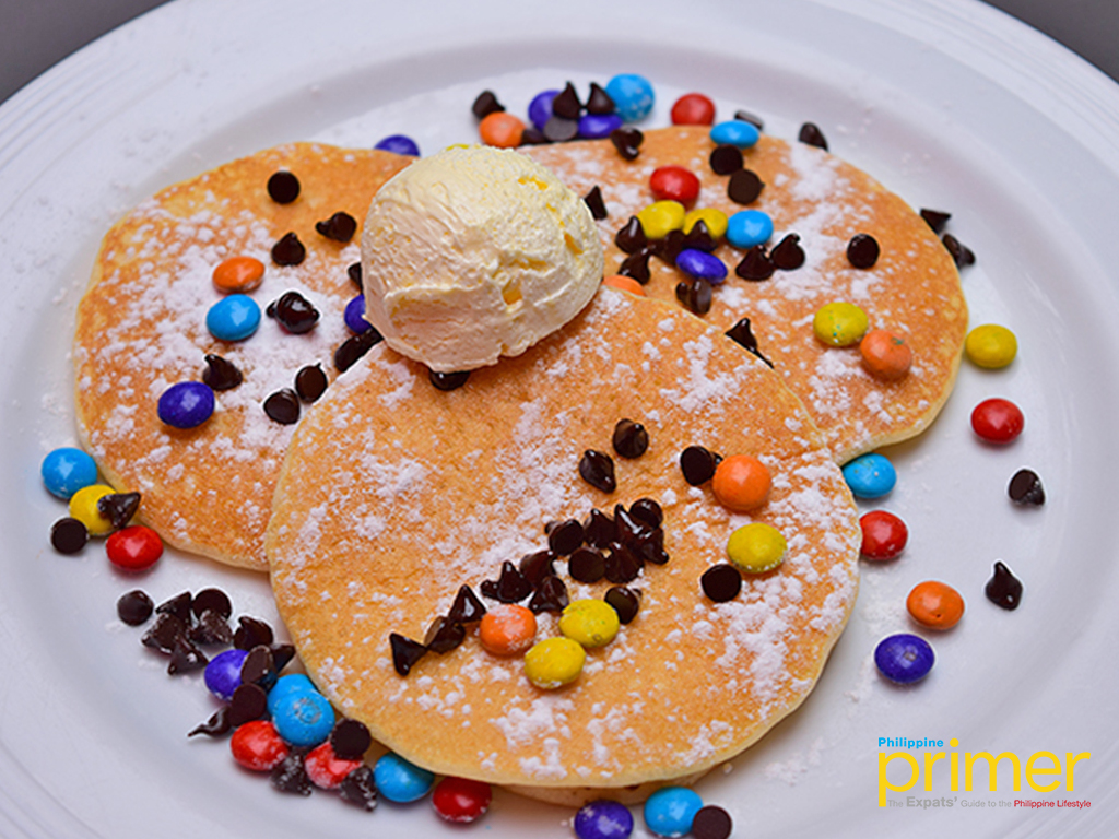 Pancake house more than just pancakes and breakfast philippine primer light fluffy and colorful small soldiersphp 115 ccuart Gallery
