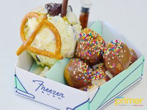 Freezer Burn in BGC is your go-to place for flavorful frozen desserts