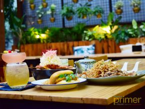 The Wild Poppy in Makati: Serving Southeast Asian Cuisine and Cocktails with a Twist