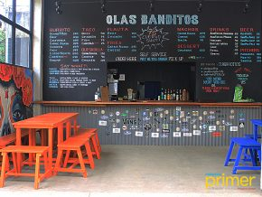 Olas Banditos in La Union