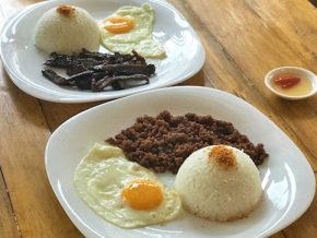 Opster's in Pasig: Kansi and Ilonggo dishes
