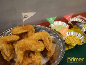 Chi Pollo in Makati: Fry Eat Like Wings!