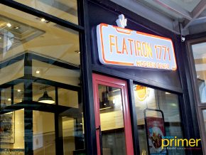 Flatiron 1771 Modern Diner in BGC: Good Food, Good Mood