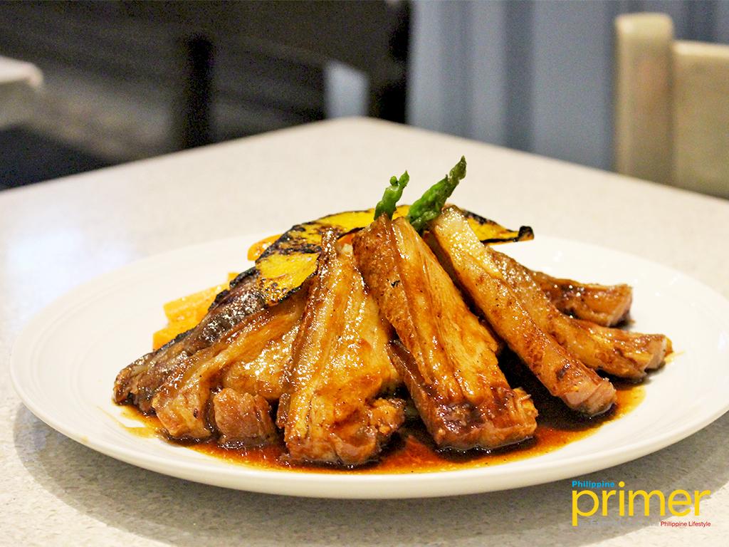 Flatiron 1771 Modern Diner In Bgc Good Food Good Mood Philippine