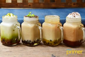 Wilde in Makati (CLOSED): A premium milk tea café in Manila