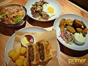 NEW at Uptown BGC: B.A.D. Late Night Breakfast Bar