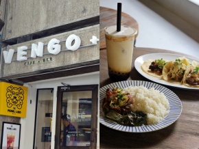 Vengo in Makati: A 3-In-1 Place for Great Food and a Great Time