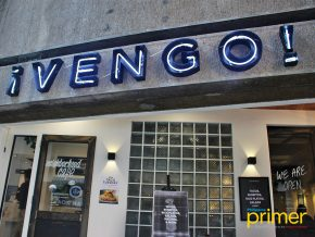 Vengo + The Neighborhood Cafe in Makati
