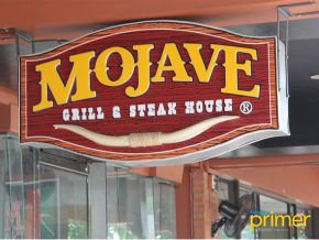Mojave Grill and Steakhouse in Iloilo City