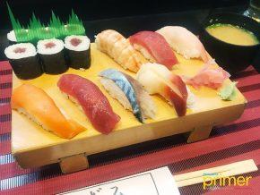 Azami Japanese Restaurant in Makati