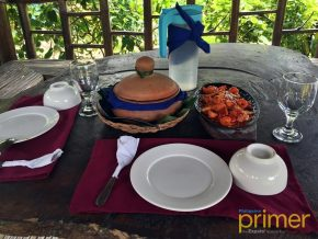 Sa Payaw Seafood Grill in Guimaras: Seafood specialties in a tropical setting