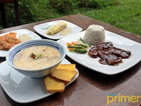 Molo Mansion Cafe in Iloilo: Ilonggo delicacies and refreshing concoctions