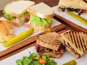 Plaza Cafe in Makati: Thoughtful sandwiches in a vibrant place