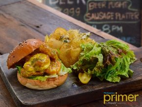 Single Origin in Rockwell: Fresh Gourmet Sandwich Options