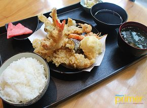 Tendon Akimitsu at The 30th Ortigas