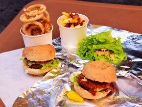 G.R.eat Burger Truck in Makati
