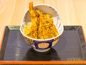 Tendon Kohaku: Singapore's viral tendon is now in the Philippines!