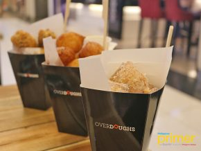 Overdoughs in Makati: Daily dose of douhgnuts