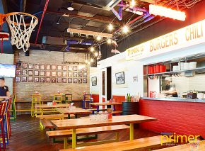 Pink's Hotdogs in BGC: A Hollywood Experience in the City