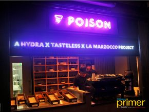 Poison in Makati: Dangerous Coffee, Deadly Doughnuts