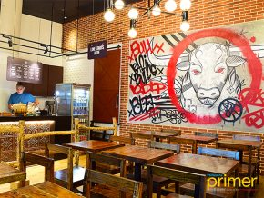 Raging Bull Burgers in BGC: Upscale On the Go Burgers
