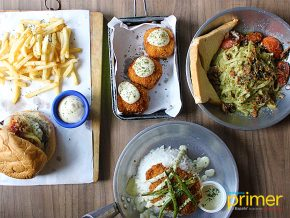Troika in Manila: 3-in-1 hangout for food, beer, and art