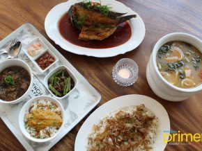BENCH Cafe in BGC: Love Local with Chic Filipino Dishes
