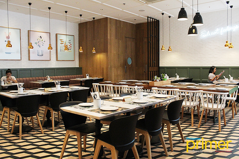 BENCH Cafe in BGC: Love Local with Chic Filipino Dishes | Philippine