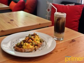 Tilde Hand Craft Cafe in Makati: Coffee, Food, and Discovery