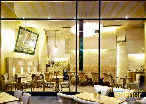 Lusso in Greenbelt: All-day Luxury Dining