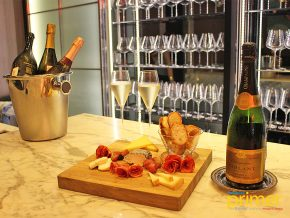 Monopole in Makati: A Private Haven for Wine Lovers