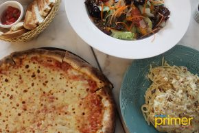 Mamma Mia in Fort Bonifacio Serves Contemporary Italian with a Touch of Motherly Love