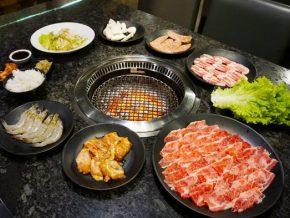 Tajimaya Charcoal Grill in Alabang: Affordable Grilled Meat Goodness