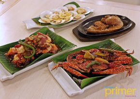 Ading's Pala-Pala in Bacolod: Filipino fiesta of delicious seafood dishes