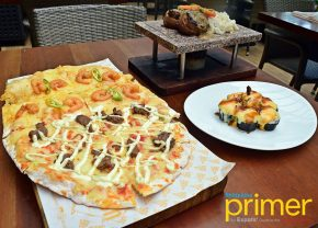 Torch in Makati: International fusion and ingenious concoctions