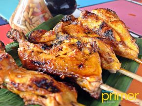 Chicken House in Bacolod: Original Chicken Inasal that deserves extra rice